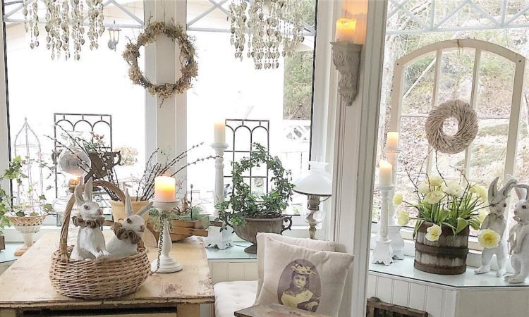 Beautiful Cottage Spring home tour