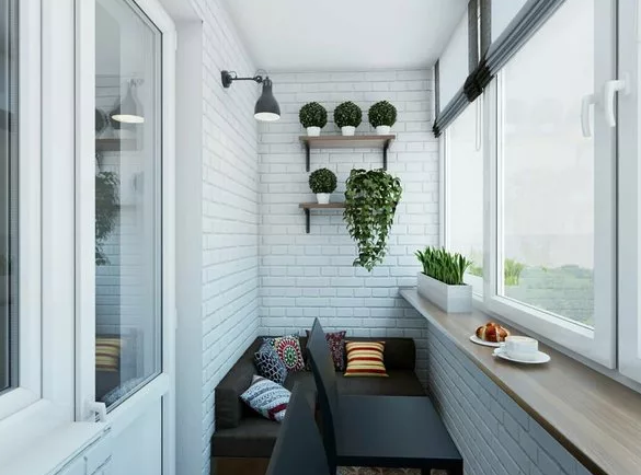 7 Tips to Make Your Tiny Apartment Balcony cozy