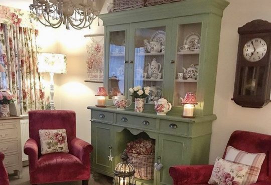 Amazing Shabby Chic Touches