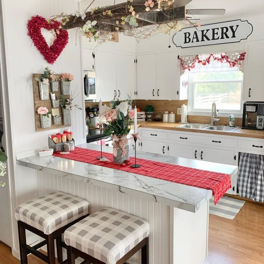 Amazing 12 Valentine decor and ideas