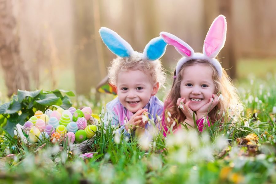 Ideas for decorating a home in Easter are simple